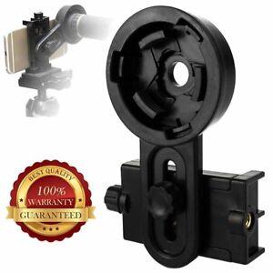 Cell-Phone-Holder-Adapter-Mount-Binocular-Monocular-Spotting-Scope-Telescope-Hot