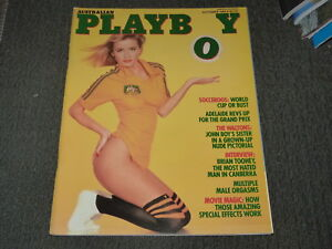 Australian-Playboy-Magazine-October-1985-Vanessa-Bruce