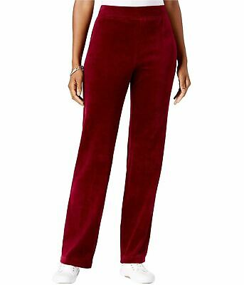 Karen Scott Petite Pull-On Pants Cosmic Berry   /_/_/_/_/_/_/_/_/_/_/_/_/_/_/_/_/_/_/_/_/_/_ R25-1