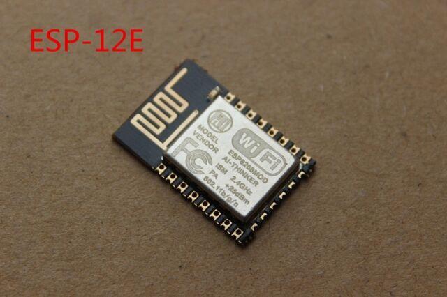 ESP8266 ESP-12E Serial WIFI Wireless Transceiver Wireless Module LWIP AP+STA