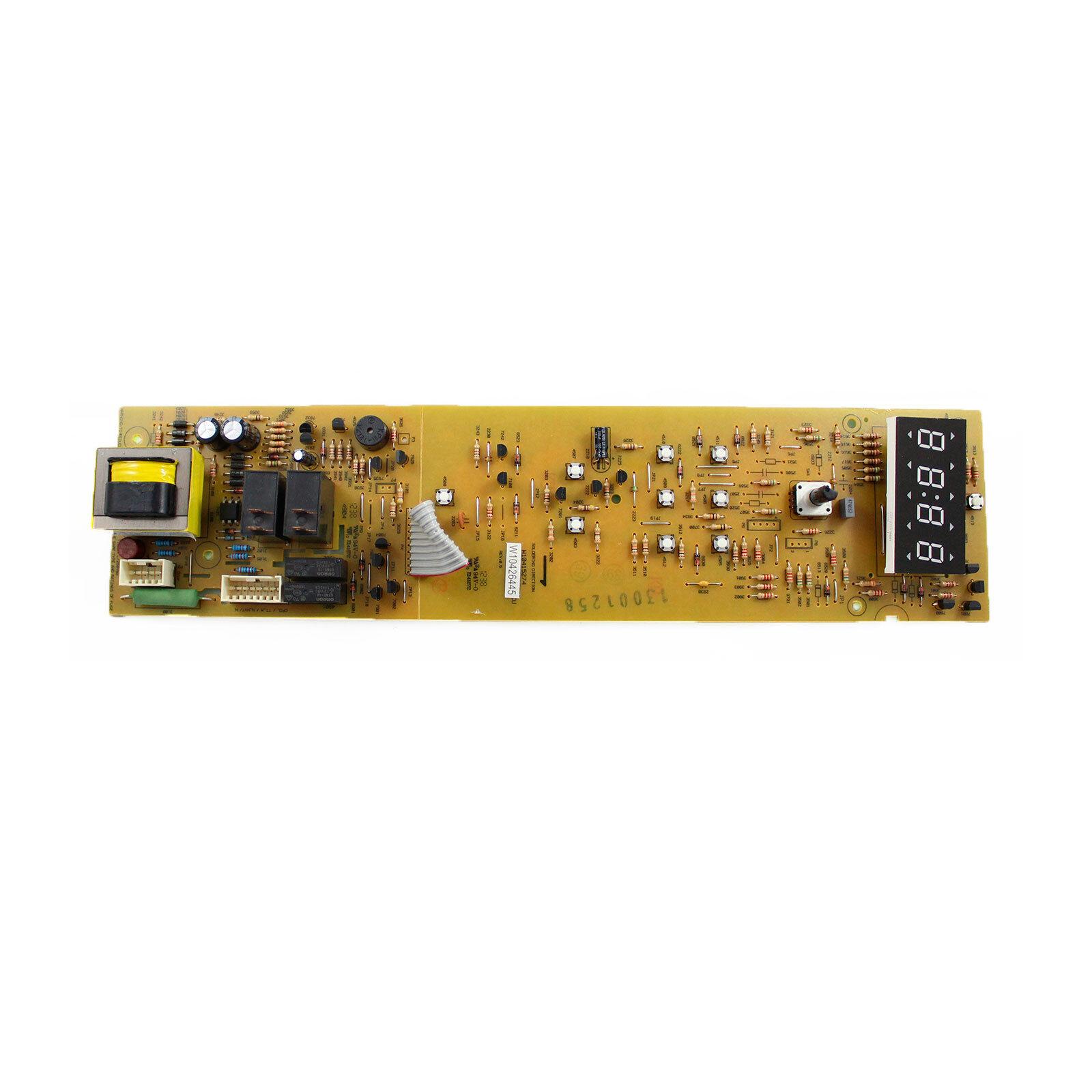 Plaque Télécommande Four à micro-ondes Whirpool VT 266 BL M WH SL 480120101863