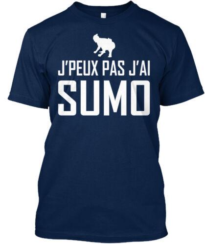 Jpeux Pas Jai Sumo T-shirt Élégant