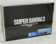 Super Junior THE 3RD ASIA TOUR SUPER SHOW3 in JAPAN Ltd 2-DVD+Sticker (SHOW 3)