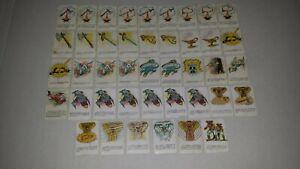 Juego de 42 cartas (completo) del juego de mesa IMPERIO COBRA de CEFA