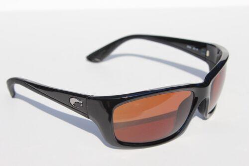 COSTA DEL MAR Jose 580 POLARIZED Sunglasses Black//Copper 580P $179