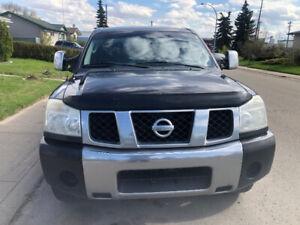 04 TITAN Nissan auto 4 door
