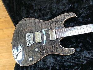 Suhr Modern Custom Carved Top Bolt On Neck Hh Electric