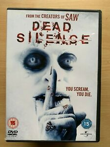 Dead-Silence-DVD-2006-Horreur-Film-avec-Donnie-Wahlberg-Ryan-Kwanten