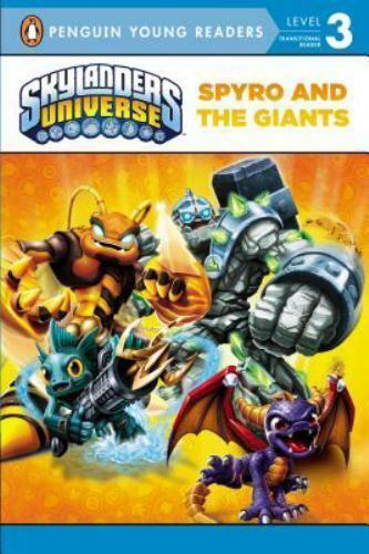 Spyro and the Giants (Skylanders Universe), Penguin Young Readers  Book