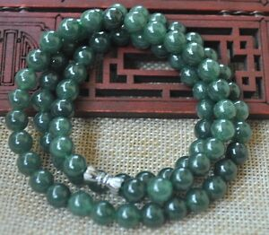 Certified-100-Natural-A-green-Emerald-Jade-Pendant-Necklace-Have-certificate