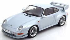 GT Spirit Porsche 911 (993) GT Silver Color LE of 504 1/18 Scale New! In Stock!