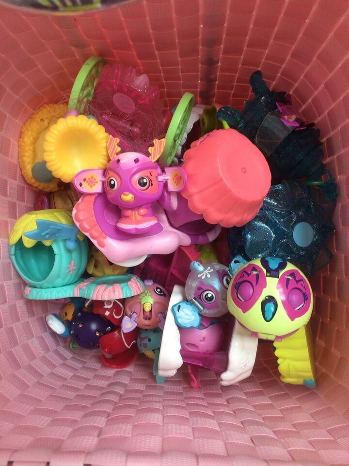 Blandet legetøj, Div. pigelegetøj.