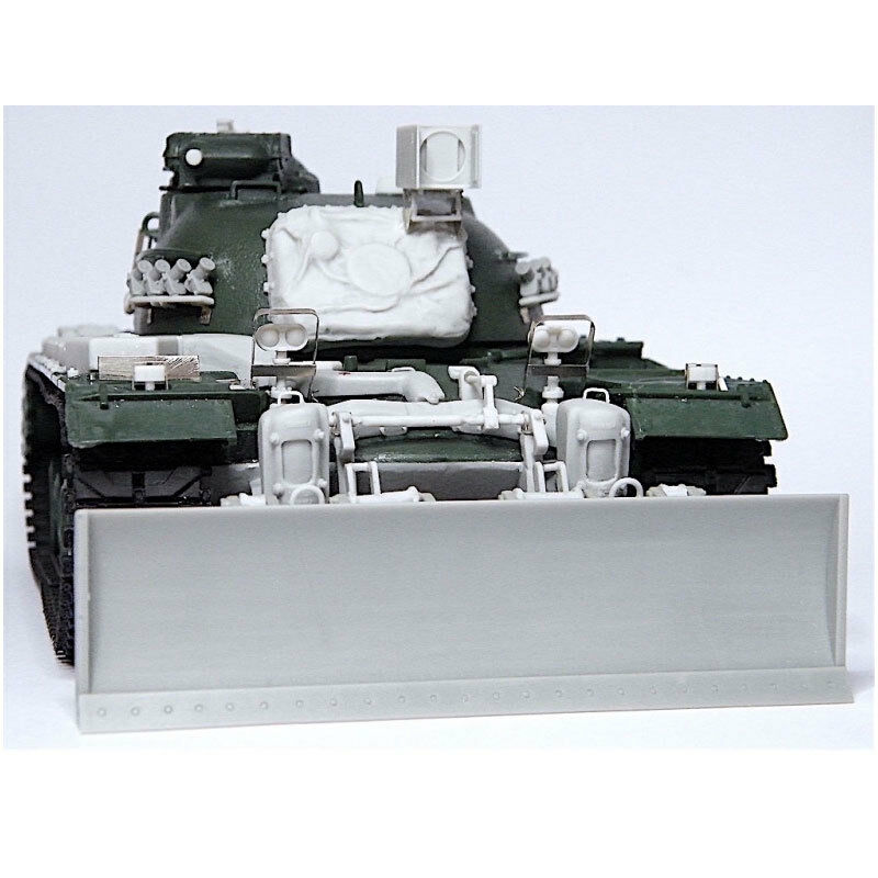 1 German kits C A2 M48 Revell for set Conversion Panzer