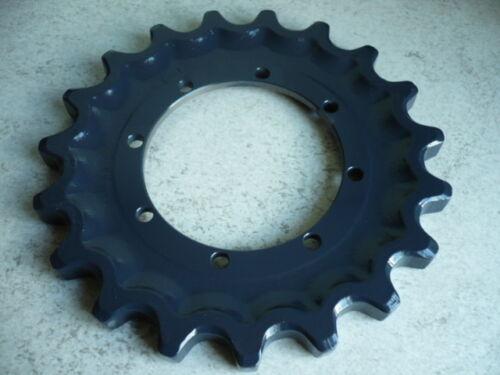 Kettenrad Zahnrad für Fahrmotor sprocket wheel Kubota KX41 Minibagger 6819814430