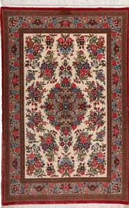 Ghom-Teppich-Orientteppich-Rug-Carpet-Tapis-Tapijt-Tappeto-Alfombra-Einzigartig