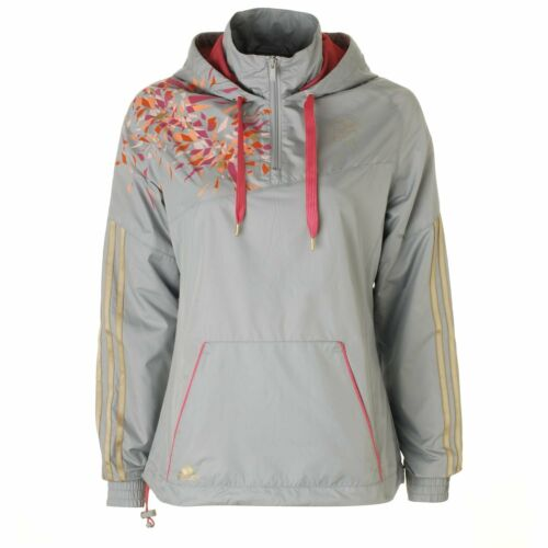 Official adidas Ladies London 2012 Olympics Windbreaker JacketTop, Size UK 10