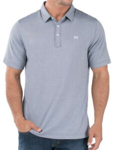 Details about Travis Mathew Zinna Golf Polo Shirt Men's New - Choose Color & Size!