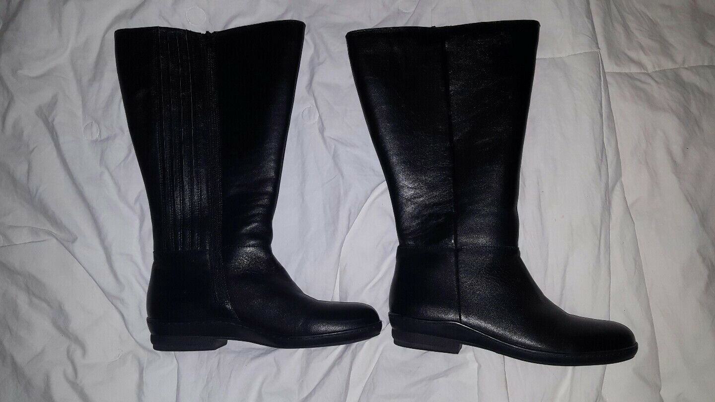 Women's David David David Tate Madison 18 Wide Calf Boot e70f48