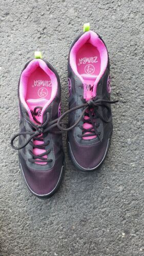 Zumba Flex II Remix Women Shoes US Size 10