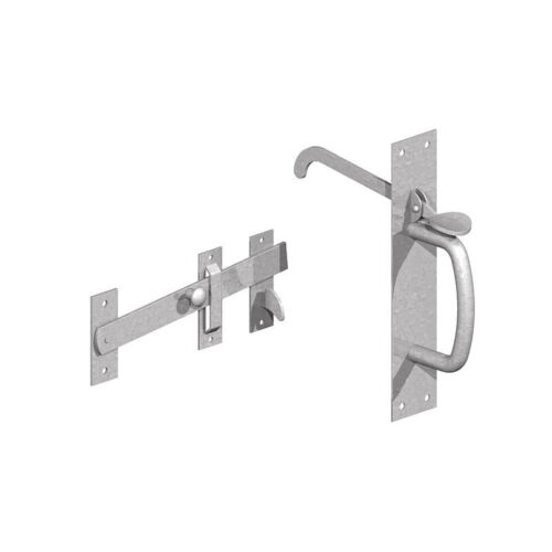 20//2 Suffolk Latch Gate Latches and Ring Handles Traditional Door Latch