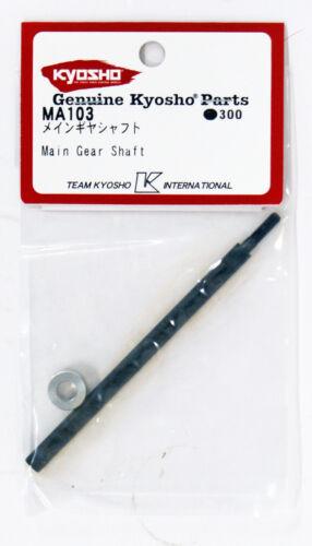 Kyosho MA103 Train Principal Arbre
