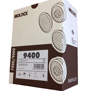 Moldex-9400-A1B1E1K1-Gas-Filter-Filting-amp-Cartridge-for-Mask-7000-9000-Box-5pairs
