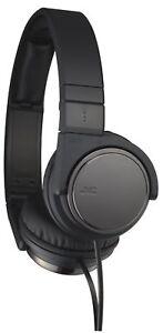 Victor-JVC-HA-S500-B-Black-Carbon-Nanotube-Stereo-Headphones-Freeshipping