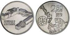 2,5 EURO PORTUGAL 2014 UNC - UNIVERSITE DE COIMBRA, ALTA ET SOFIA