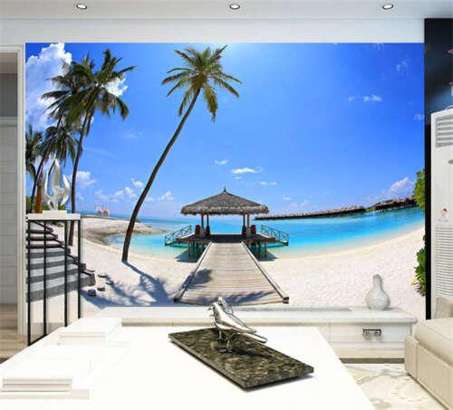 Anantara Veli Resort Maldive Full Wall Mural Photo Wallpaper Print Home 3D Decal