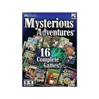 Mysterious Adventures 16 PACK (Microsoft Windows, 2011)