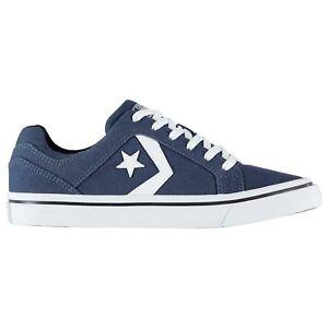 Details zu Converse Herren Distrito Canvas Schuhe Turnschuhe Sneakers Freizeit Sportschuhe