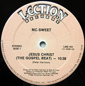 Details about MC SWEET Jesus Christ (The Gospel Beat) 12