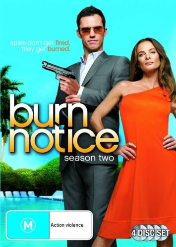 1 of 1 - Burn Notice: Season Two (DVD, 2010) // Brand New