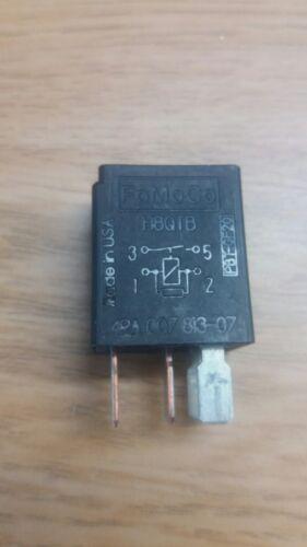 FORD CONTROL RELAY BLACK  6G9T-14B192-AA FoMoCo USA