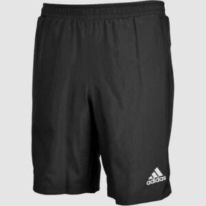 Men S Adidas Ejecutar Sho M Climalite 7 Correr Pantalones Cortos Negro Dry Fit Ai3295 Tamano Xl Ebay