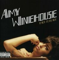 Amy Winehouse - Back To Black [new Cd] Explicit on sale