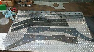 1986 2001 Frame Stiffeners For Jeep Cherokee Xj Ebay
