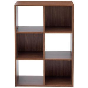 Perfect Image Is Loading BOXX 6 Square Cube Storage Shelf Unit Display