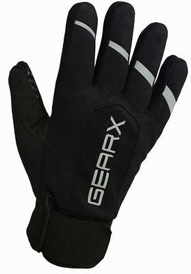 Gearx Cycling Cycle Gloves Waterproof Mountain Bike Sailing Fishing Mittens