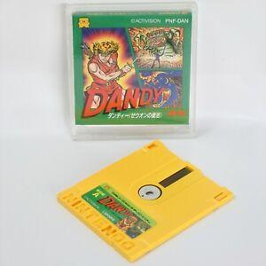 Famicom-Disk-DANDY-No-Instruction-Nintendo-dk