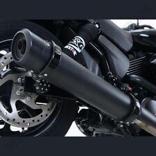 R&G Auspuff Protektor Harley Davidson Street 500 / 750 2014- Exhaust Protectors