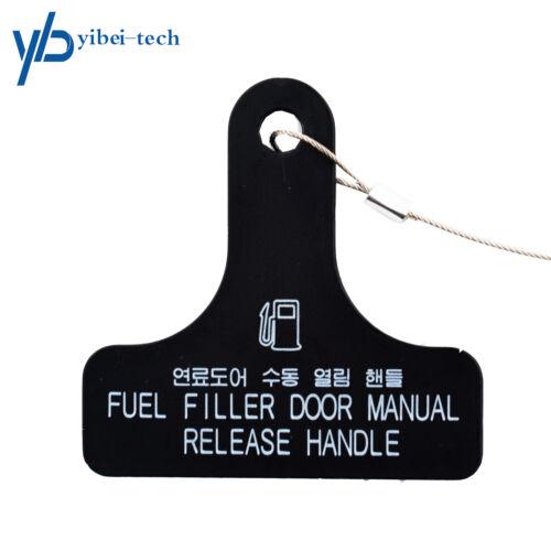 New Sonata 2011-2015 Fuel Gas Filler Door Release Handle Opener Actuator OEM US