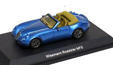 BOS Best of Show 1/87 HO 2010 WIESMANN Roadster MF5, met. light blue 87025