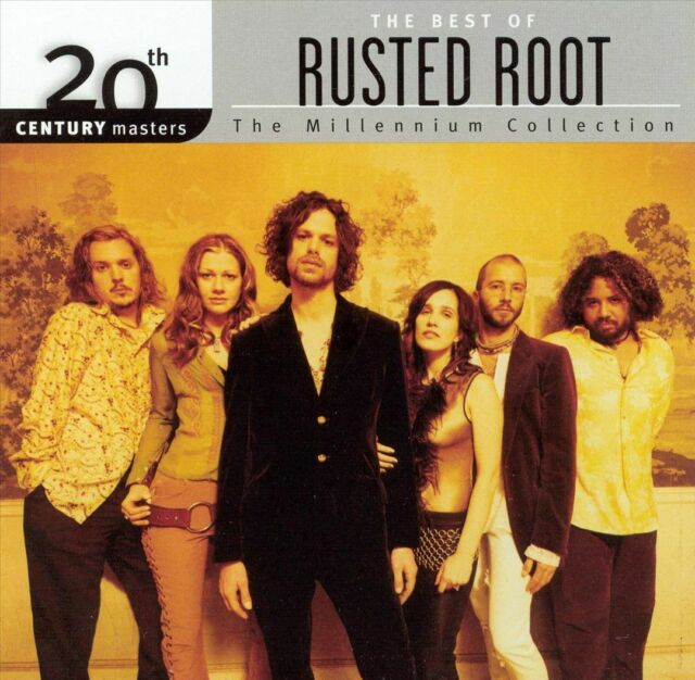 Rusted Root - 20th Century Masters - The Millennium Collection: The Best of R...