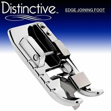 Distinctive Edge Joining / Stitch in the Ditch Presser Foot w/ Free Shipping