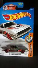 Hot Wheels '70 Plymouth AAR Cuda Zamac Diecast 1:64 Scale Muscle Mania Rare Car