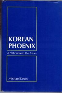 Korean-Phoenix-A-Nation-from-the-Ashes-by-Michael-Keon-1977-Hardcover-1st-Ed