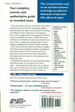 All Music Guide - 3rd Edition - The Experts' Guide To The Best CDs Albums &....