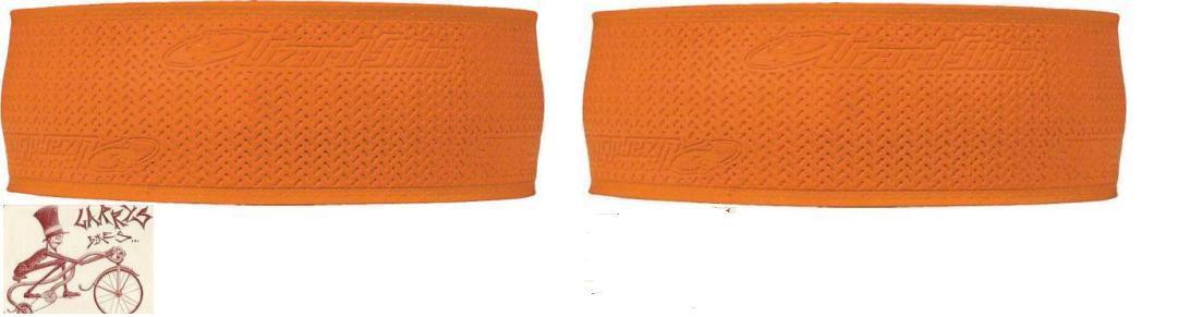 LIZARD SKINS DSP 2.5MM orange BICYCLE HANDLEBAR BARTAPE BAR TAPE