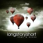 What a Scene by Long Story Short (CD, Aug-2011, CD Baby (distributor))